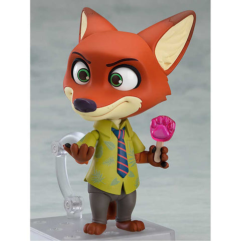 Image of ZOOTOPIA - NENDOROID - NICK WILDE