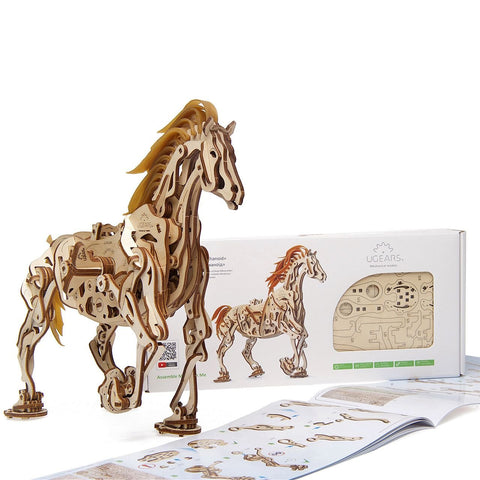 Ugears Mechanical Horse