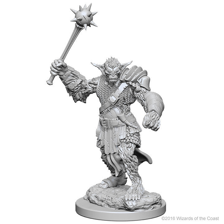Dungeons And Dragons Unpainted Minis Bugbears