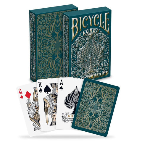 Bicycle Aureo Playing Cards