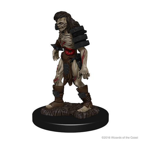 Image of Dungeons And Dragons Unpainted Minis Zombies