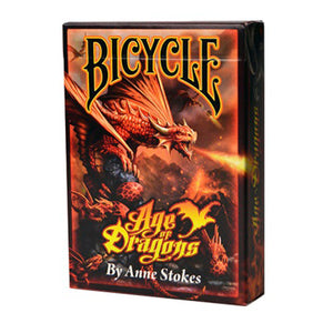 Bicycle Anne Stokes Dragon