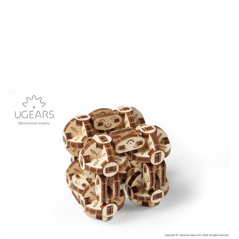 Image of Ugears Flexi-Cubus