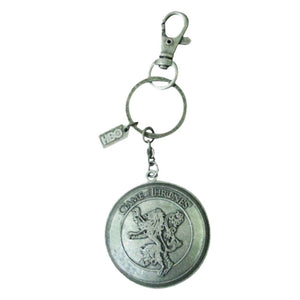 Game of Thrones - Lannister Shield Keychain