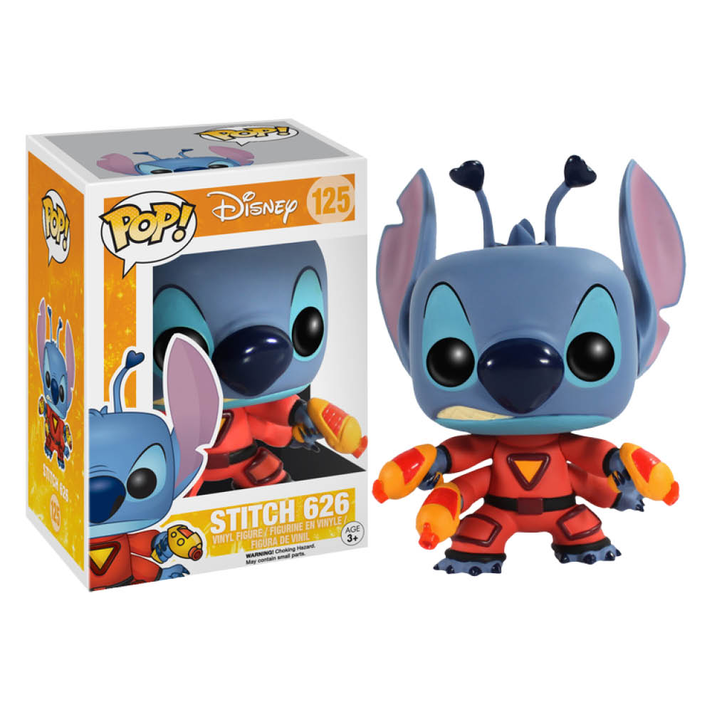 Lilo & Stitch - Stitch 626 Alien Pop! Vinyl