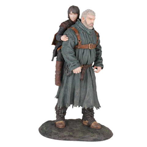 Game Of Thrones - Hodor and Bran 9 Figure