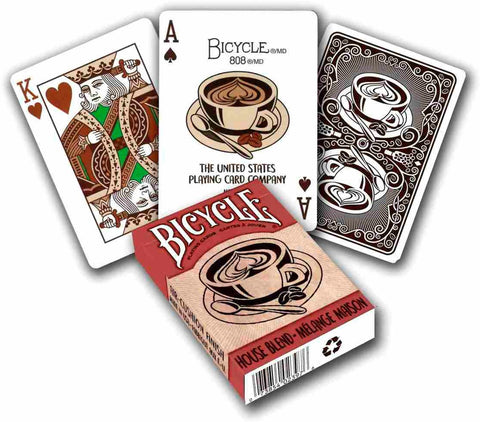 Image of Bicycle Poker House Blend