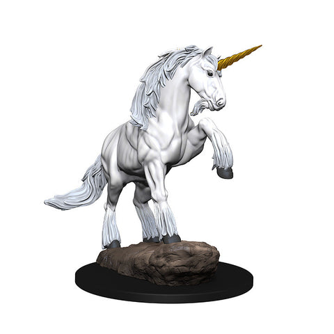 Image of Pathfinder Deep Cuts Unpainted Minis Unicorn