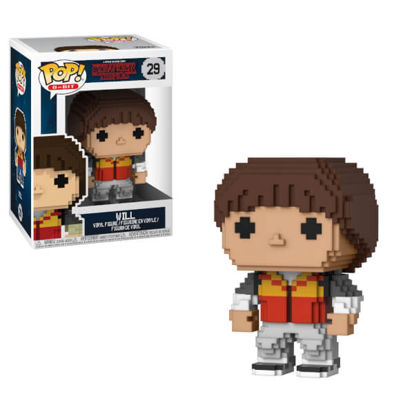 Stranger Things - Will 8-Bit US Exclusive Pop Vinyl