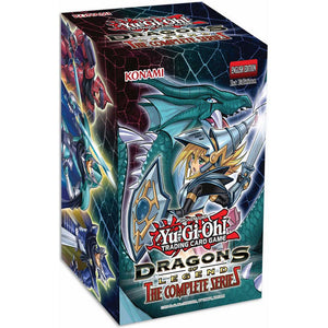 Yu-Gi-Oh! - Dragons of Legend Complete Series Booster Box