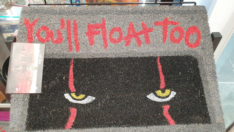 IT-You'll Float Too Doormat