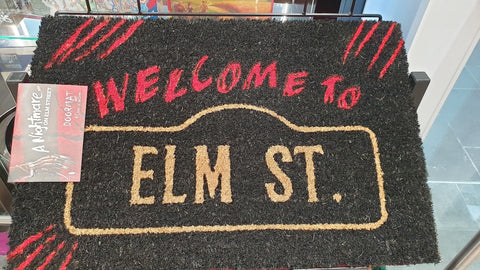 Nightmare On Elm Street-Welcome Doormat