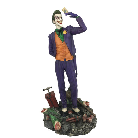 Batman - Joker Comic DC Gallery PVC Statue