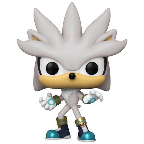 Sonic the Hedgehog - Silver 30th Anniversary Pop! Vinyl