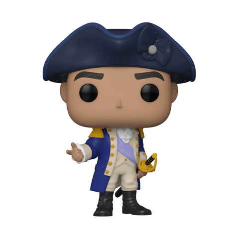 Image of Hamilton - George Washington Pop! Vinyl