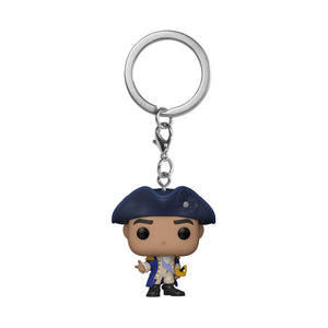 Hamilton - George Washington Pocket Pop! Keychain