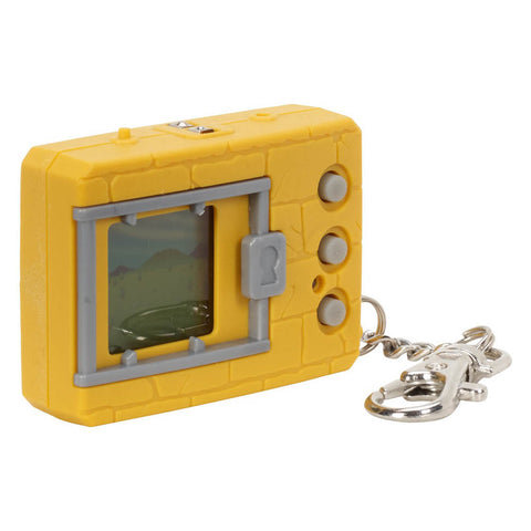 Digimon Translucent Yellow