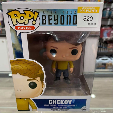 Star Trek - Chekov Pop! Vinyl