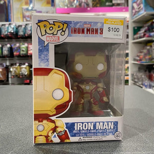 Iron Man 3 - Iron Man Pop Vinyl