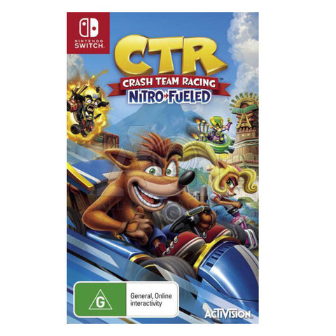 Crash Team Racing Nitro-Fuelled