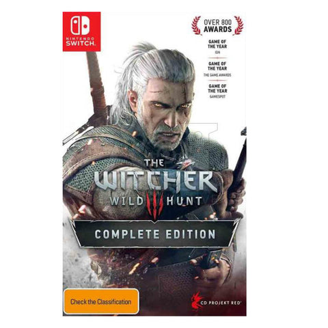 Witcher 3 Wild Hunt Complete Edition
