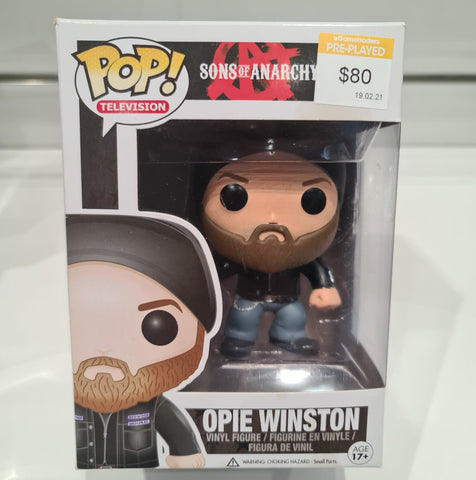 Sons Of Anarchy Opie Winston Pop! Vinyl