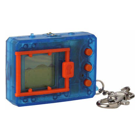 Digimon Translucent Blue