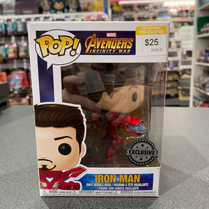 Avengers 3: Infinity War - Iron Man Exclusive Pop! Vinyl