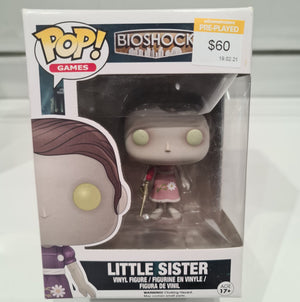 Bioshock - Little Sister Pop! Vinyl