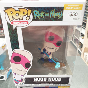 Rick and Morty - Noob Noob Pop! Vinyl