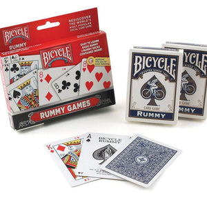 Bicycle Games - Rummy