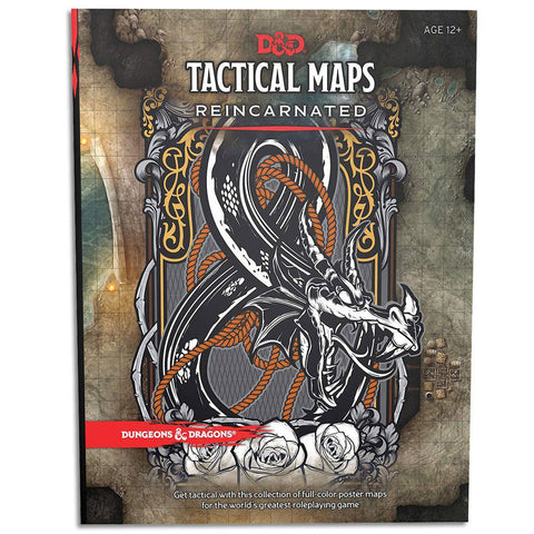 D&D Tactical Maps Reincarnted