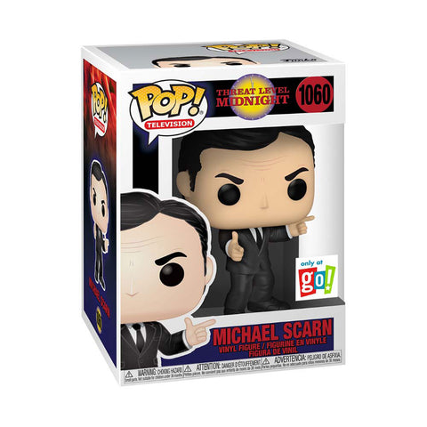 The Office - Michael Scarn US Exclusive Pop! Vinyl [RS]