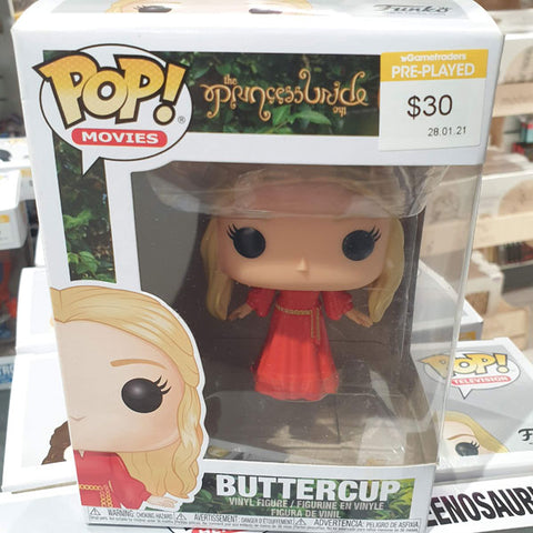 The Princess Bride - Buttercup Pop! Vinyl