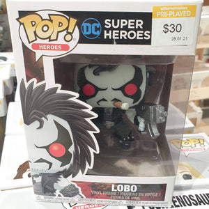 DC Comics - Lobo US Exclusive Pop Vinyl