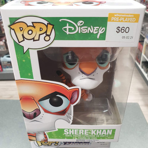 Shere Khan Pop Vinyl!