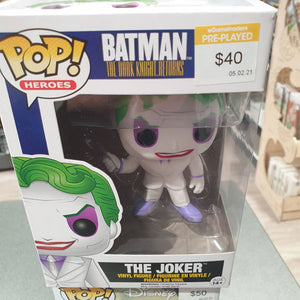 The Dark Knight Returns - Joker Pop Vinyl