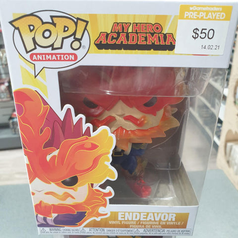 My Hero Academia: Endeavor
