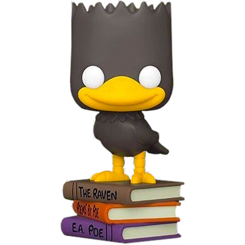 Simpsons - Bart as Raven US Exclusive Pop! Vinyl [RS]
