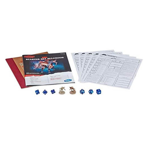Image of D&D Stranger Things Roleplaying Game Starter Set