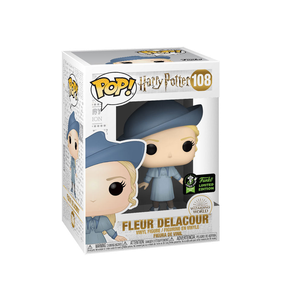 ECCC20 Harry Potter - Fleur Delacour Pop Vinyl