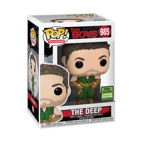 ECCC21 The Boys The Deep Pop Vinyl