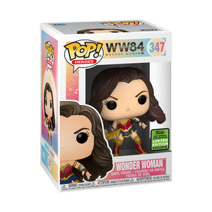 ECCC21 Wonder Woman with Tiara Boomerang Pop Vinyl
