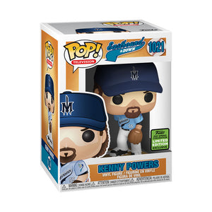 ECCC21 Eastbound & Down Kenny Powers Pop Vinyl