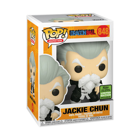 Image of ECCC21 Dragonball Jackie Chun Pop Vinyl