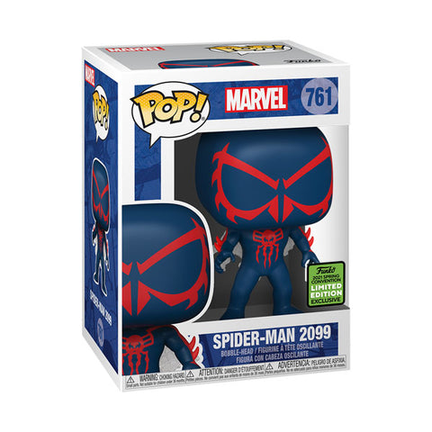 ECCC21 Spider-Man 2099 Pop Vinyl