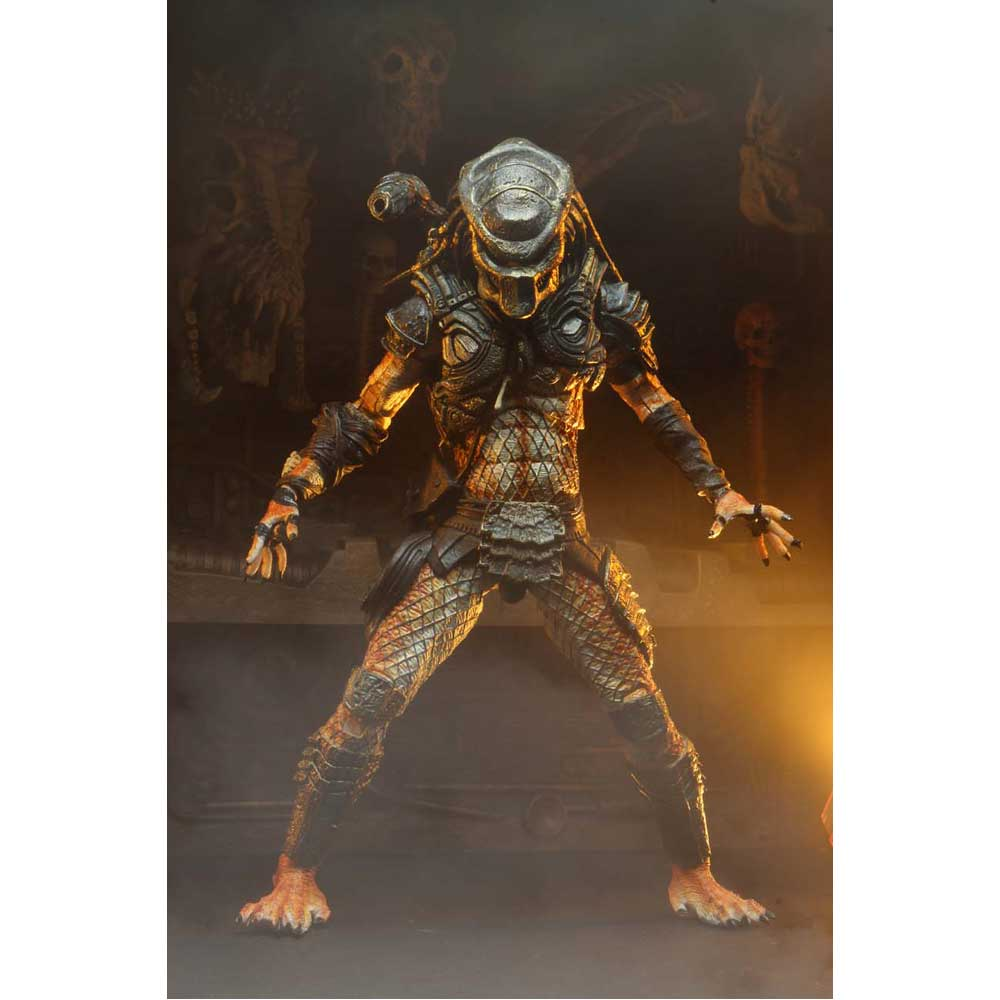 "Predator 2 - Stalker Ultimate 7"" Scale Action Figure"