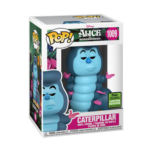 ECCC21 Alice In Wonderland Caterpillar Pop Vinyl