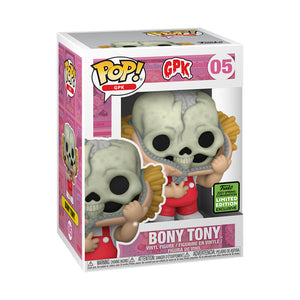 ECCC21 Garbage Pail Kids Bony Tony Pop Vinyl