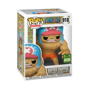 ECCC21 One Piece Buffed Chopper Pop Vinyl